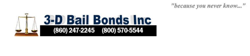 CT Bail Bonds Blog - 3-D Bail Blog
